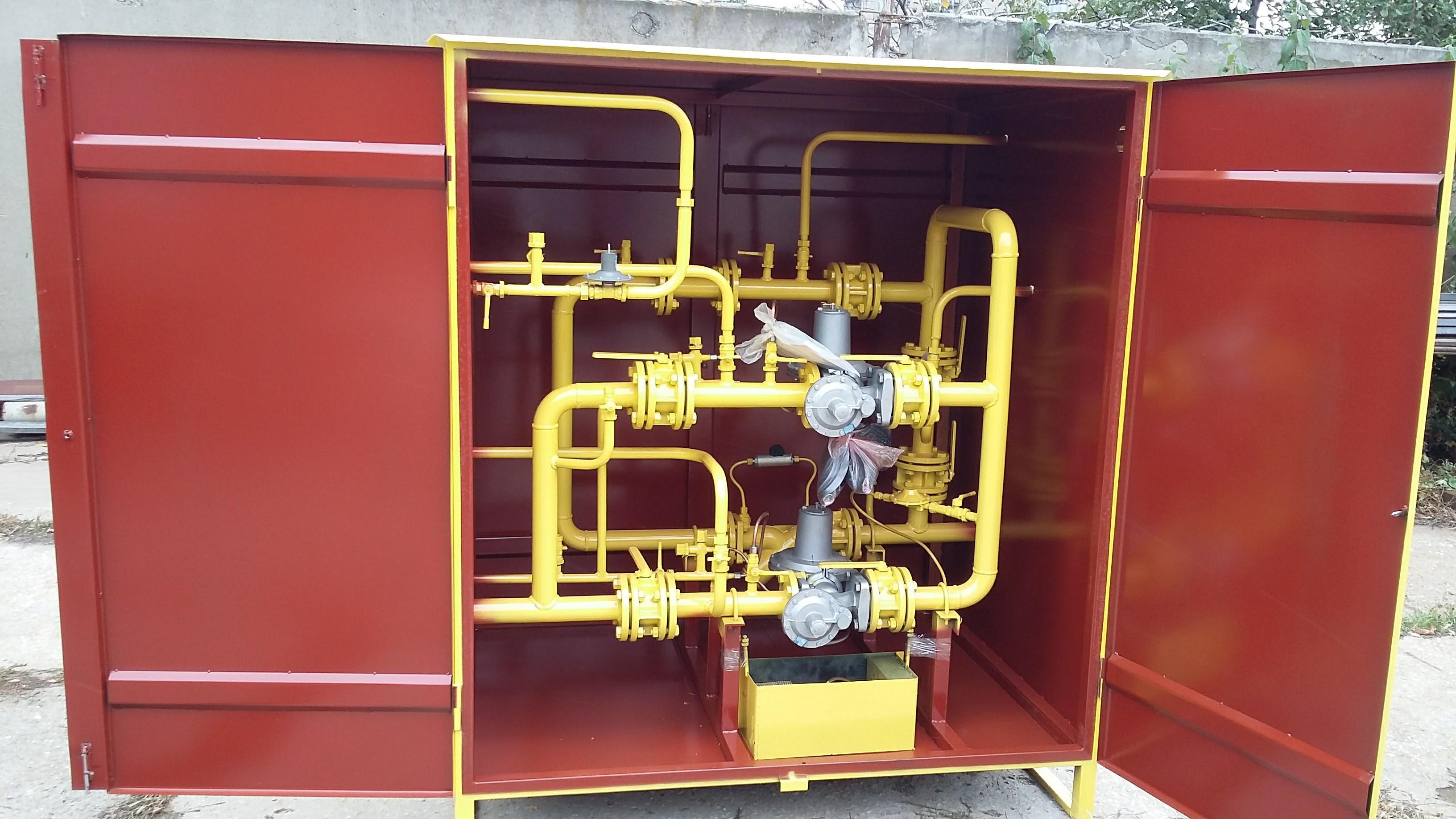 В Нижний Новгород отгружены газорегулирующие шкафные пункты ГРПШ-07-2У1