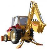 Экскаватор ЭО-2621 предназначен для механизации земляных работ в грунтах I - IV категорий и выполнения погрузочных...