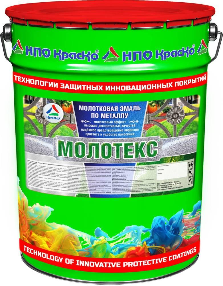 Термостойкая краска с металлическим эффектом mirox 8028 2,5л