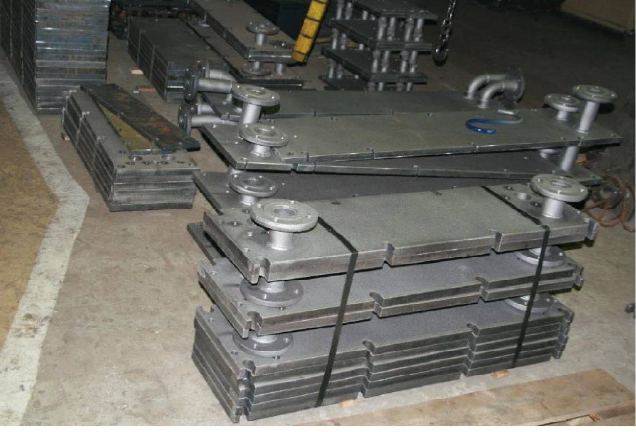 Изготовить корпус теплообменника кирпичный теплообменник для кассетных каминных топок
