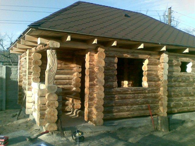 Veek  компания деревянного домостроения  Строительство