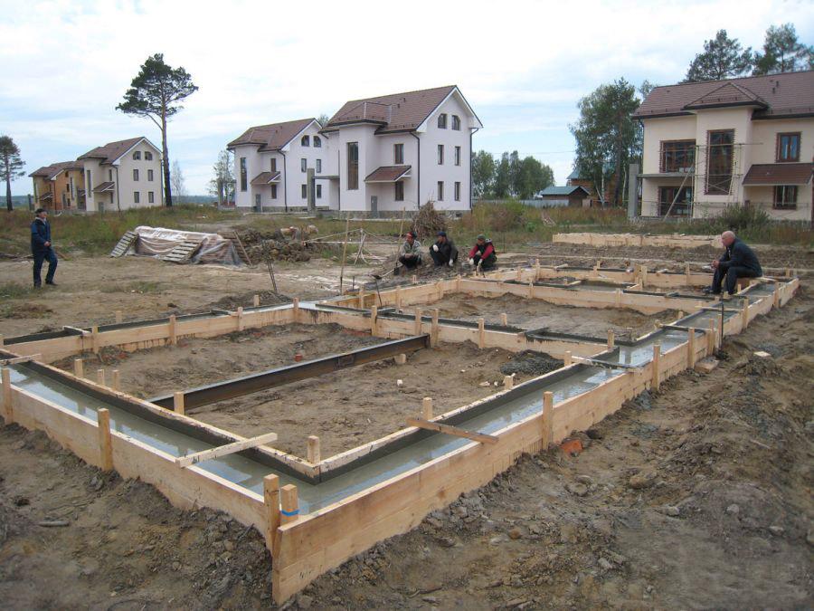 Построить дом своими руками с чего начать 217